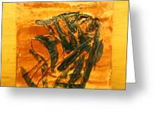 Bedecked - Tile Greeting Card