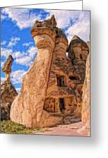 Bedrock Estates Greeting Card