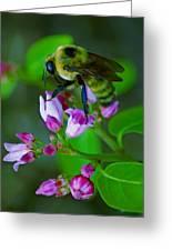 Bee Good 2 Greeting Card