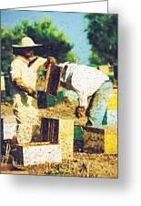 Bee Keepers Greeting Card