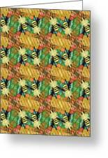 Bee Kind  Morph#2 Greeting Card