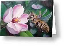 Beekeeper Greeting Card
