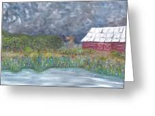 Before The Storm Greeting Card