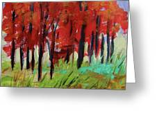 Before They Fall Greeting Card