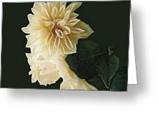 Beige Bold And Beautiful Greeting Card