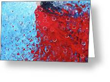 Being A Woman 6 - In Water Greeting Card