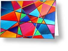Bejeweled Greeting Card