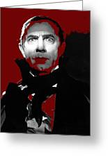 Bela Lugosi Mark Of The Vampire 1935-2015 Greeting Card
