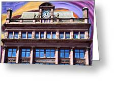 Belfast Architecture 9 Greeting Card