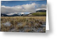 Bell Mountain Mists Greeting Card