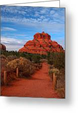 Bell Rock Greeting Card