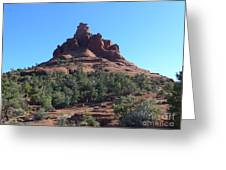Bell Rock Sedona Greeting Card