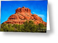 Bell Rock Tower Greeting Card