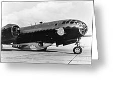 Bell X-1 Resting In Belly Of B-29, 1947 Greeting Card