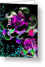 Bella Flora 8 Greeting Card