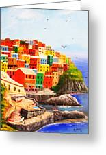 Bella Italia Greeting Card