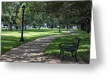 Bellaire Park Greeting Card