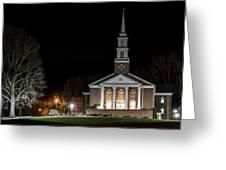 Belle Meadows Baptist Church Greeting Card