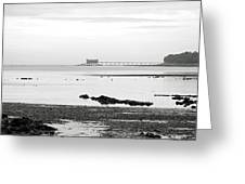 Bembridge Lifeboat Station From St Helens Greeting Card