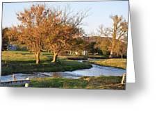 Bending Creek Greeting Card
