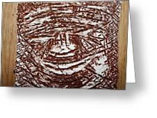 Ben's Smile - Tile Greeting Card