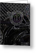 Bentley 1 Greeting Card
