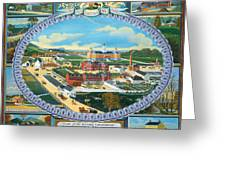 Berks County Almshouse Greeting Card
