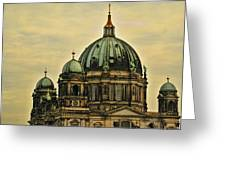Berlin Architecture Greeting Card