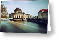 Berlin Bode Museum Greeting Card