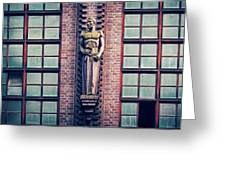 Berlin - Industrial Architecture Greeting Card