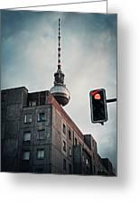 Berlin-mitte Greeting Card