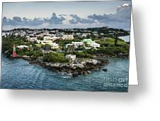 Bermuda Greeting Card