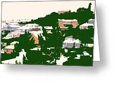 Bermuda Neighborhood Greeting Card