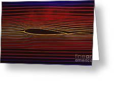 Bernoulli Principle Greeting Card