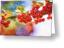 Berry Beautiful Greeting Card