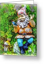 Bert Greeting Card