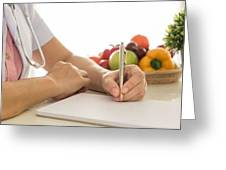 Best Nutritionists Melbourne Greeting Card