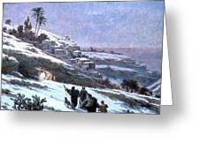 Bethlehem 1893 Greeting Card
