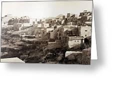 Bethlehem Old Main Street Greeting Card