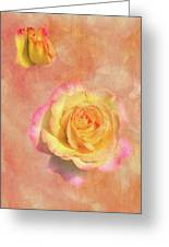 Betsy's Roses Greeting Card