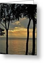 Beulah Sunset Greeting Card