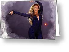 Beyonce #2 Greeting Card