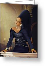 Beyonce - Family Feud 1 Greeting Card