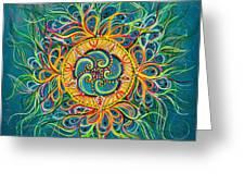 Beyond Bliss Greeting Card