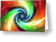 Beyond Infinity . . .   Greeting Card