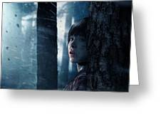 Beyond Two Souls Greeting Card
