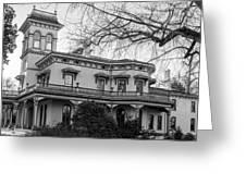 Bidwell Mansion Greeting Card