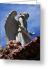 Big Angel Wings Greeting Card