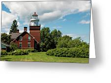 Big Bay Point Lighthouse Greeting Card