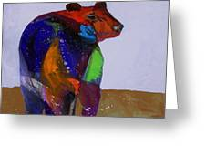 Big Bear Greeting Card